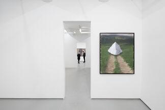 Enrique Martínez Celaya: The Gypsy Camp, installation view