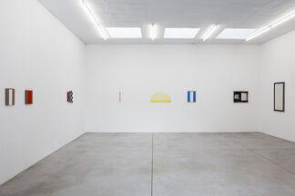 JCJ VANDERHEYDEN, installation view