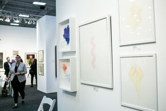 Paradigm Gallery + Studio at Art on Paper 2020, installation view