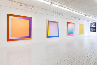 Michael Boyd, That's How The Light Gets In: 1970-1972, installation view