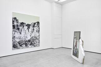 Rue de Paris, installation view