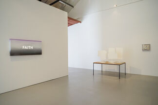 Nathan Coley -  From the People, To the People, For the People, installation view