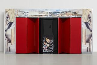 THAN HUSSEIN CLARK. THE DIRECTOR'S THEATRE WRITER'S THEATRE, installation view