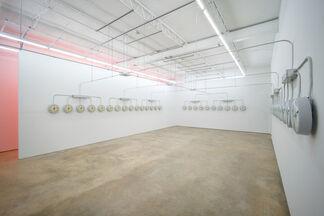 Power-Line, installation view