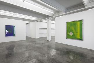 Wo ist hier? #1: Malerei und Gegenwart, installation view