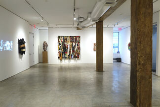Charles McGill: Playing Through, installation view