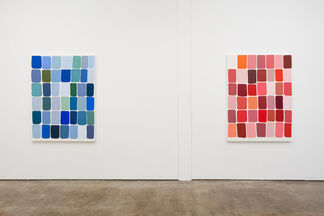 Meg Cranston: Hue Saturation Value - The Archer Paintings, installation view