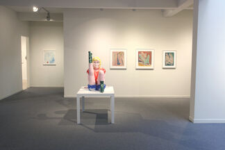Ruby Neri - The Big Feel, installation view