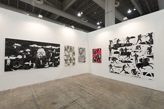 New Image Art Gallery at Zona MACO 2014, installation view