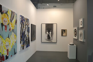 Coates & Scarry at Art15 London, installation view