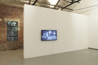 Daniel Crooks - Hamilton's Path, installation view