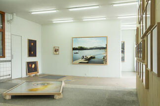 Last Flight - An American Anthology. A Solo Exhibition by Peter Funch, installation view