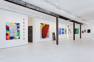 Boys and Girls Can Still Draw, installation view
