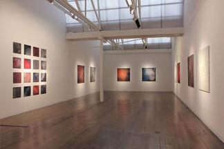 Catherine Woo: Incendie, installation view