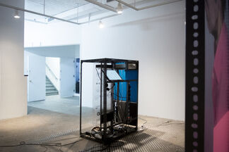 Ciarán Ó Dochartaigh: Upward Inflection, installation view