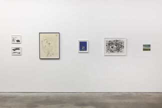 From Out Under, installation view