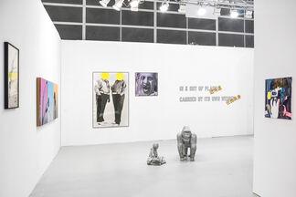 Mai 36 Galerie at Art Basel in Hong Kong 2015, installation view
