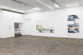 Wawrzyniec Tokarski - In Regress, installation view