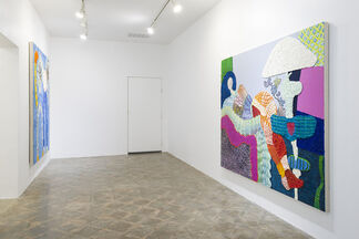 Sally Bruno: New Paintings, installation view