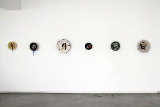 CASTAWAY EVERY DAY - A Guy, A Palm Tree And A Desert Island, installation view