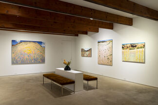 Jim Woodson: Time Enfolded, installation view