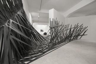Monika Grzymala | The Making of Forming Something New, installation view