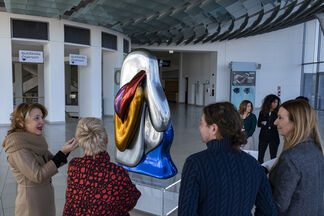 Marialuisa Tadei for Palacongressi Rimini, installation view