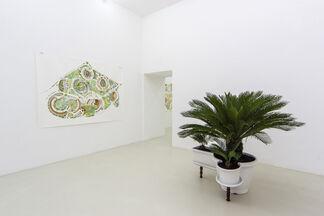 Umberto Di Marino at Artissima 2014, installation view