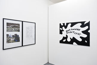 waterside contemporary at ArtInternational 2014, installation view