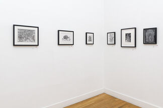 David Welker: Anthropomorphized Anomalies, installation view