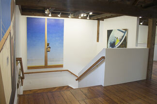 Thoralf Knobloch - Paintings, installation view