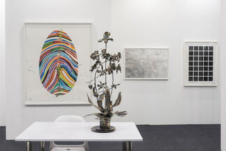 Human Reproduction at Art Central 2016, installation view