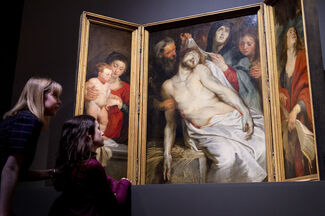 Rubens and His Legacy: From Van Dyck to Cézanne, installation view