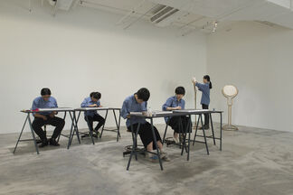Sewing Fields - Hou I-Ting Solo Exhibition, installation view