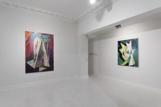 Genti Korini - Inside My Walls I See Yours, installation view