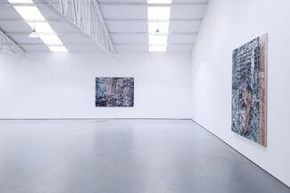Señal de Abandono, installation view