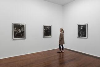 August Sander, installation view