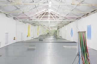 Wave Function Salon: Cibelle Cavalli Bastos, installation view