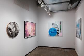 Erin Cluley Gallery at Dallas Art Fair 2017, installation view