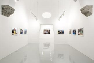 "Martin Parr ""The Amalfi Coast"", installation view"