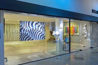 Galeria Zilda Fraletti at Latitude Art Fair, installation view