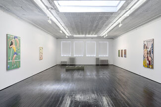 Jonathan Gardner, Vanessa Maltese, installation view