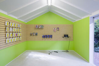 "Cory Arcangel - ""tl;dr"", installation view"