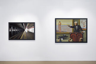 Daniel Greene: At the Auction, installation view