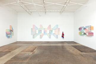 Adrian Esparza: Dual, installation view