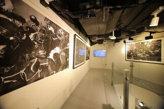 Said Atabekov 66 Lbs - solo show, installation view