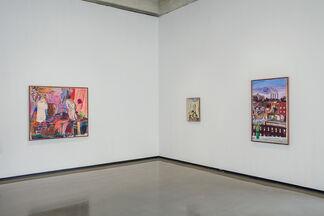 Jane Freilicher: '50s New York, installation view