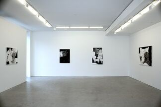"""Steve Gianakos, """"Accessories and Other Girlie Desires"""", installation view"""