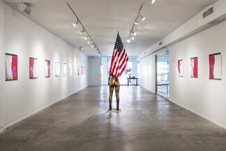 Natalie White: EXPOSED, installation view