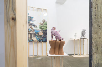 Permanent Spectacle, installation view